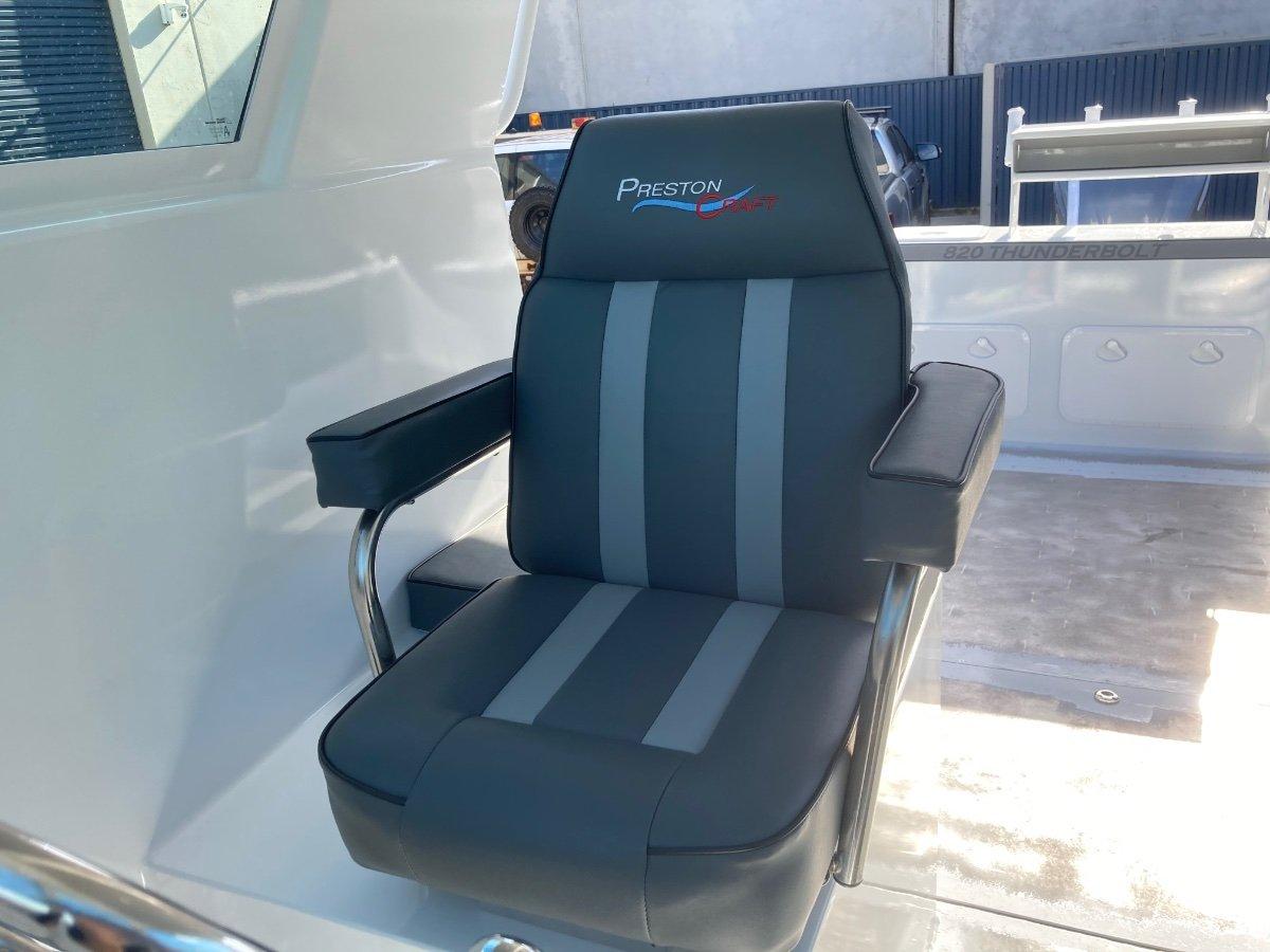 New Preston Craft 820 Thunderbolt