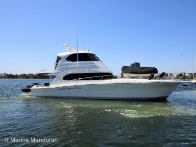 Riviera 51 Enclosed Flybridge *** ALL THE EXTRAS ***$899,000***