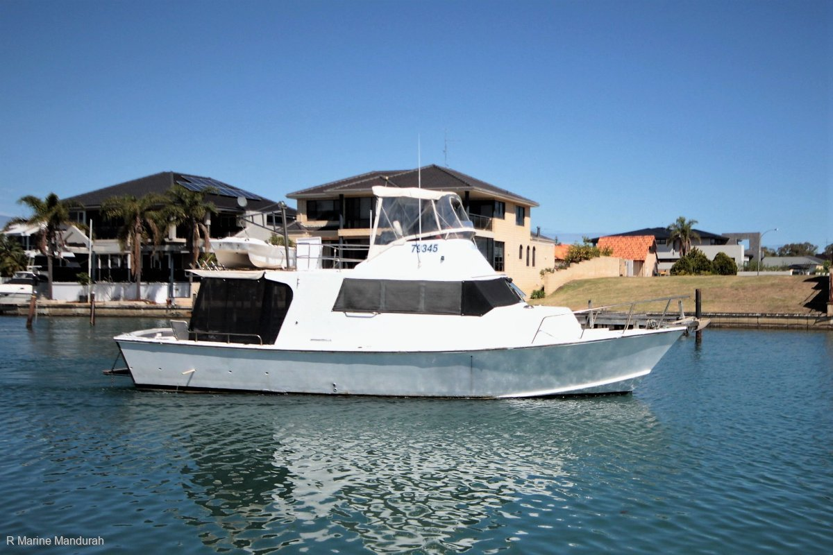 Randell 37 *** CONVERTED CRAY BOAT ***