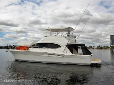 Riviera 47 Open Flybridge Series I ***FULLY OPTIONED *** DEFINITELYONE TO LOOK AT ***