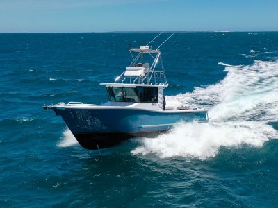 Air Rider 11m Custom Offshore Fishing Vessel