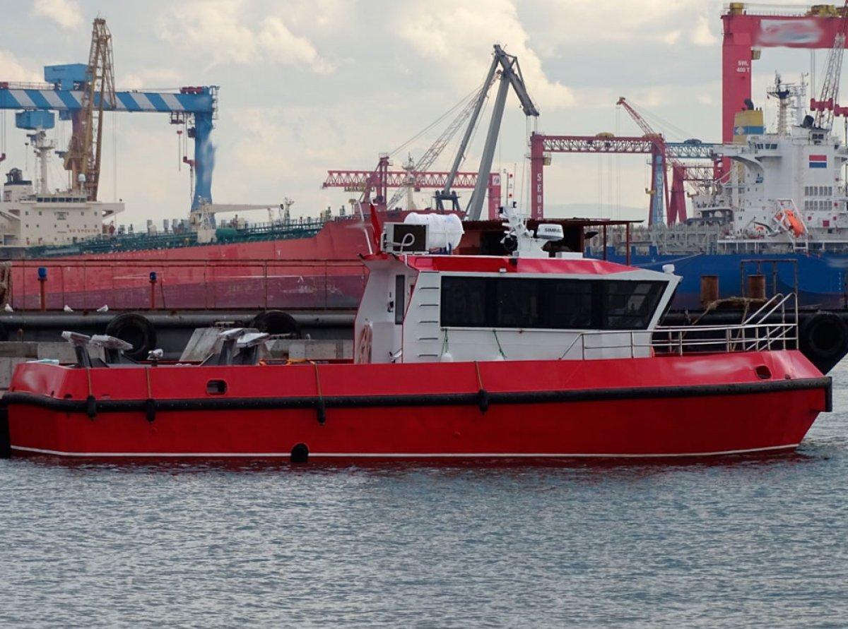 NEW 14.95m Workboat