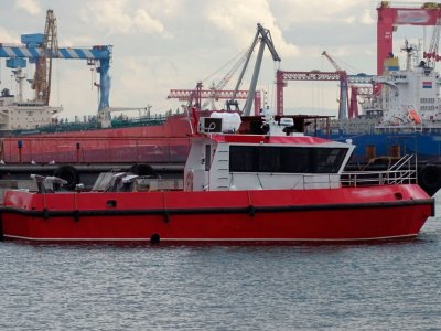 New 14.95m Workboat