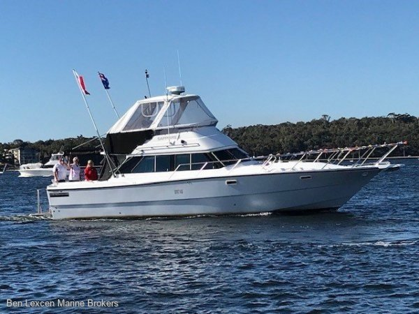 Randell 41 Mk I Flybridge Cruiser **PRICED TO SELL**DON'T MISS OUT**