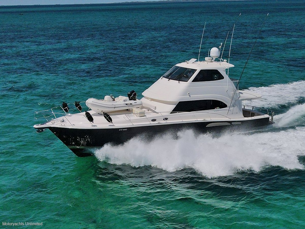 Riviera 60 Flybridge These beasts dont come up very often!:Riviera 60 | 2006 Model