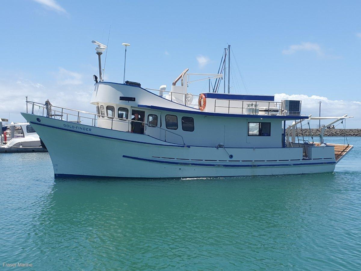 14 Meter Motor Yacht:Gold Finger