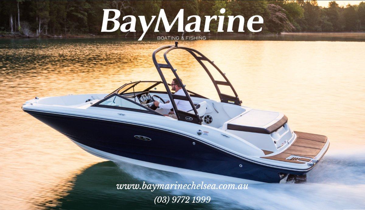 New Sea Ray 190 SPX Bowrider