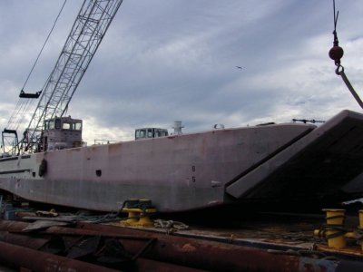 76ft Landing Craft