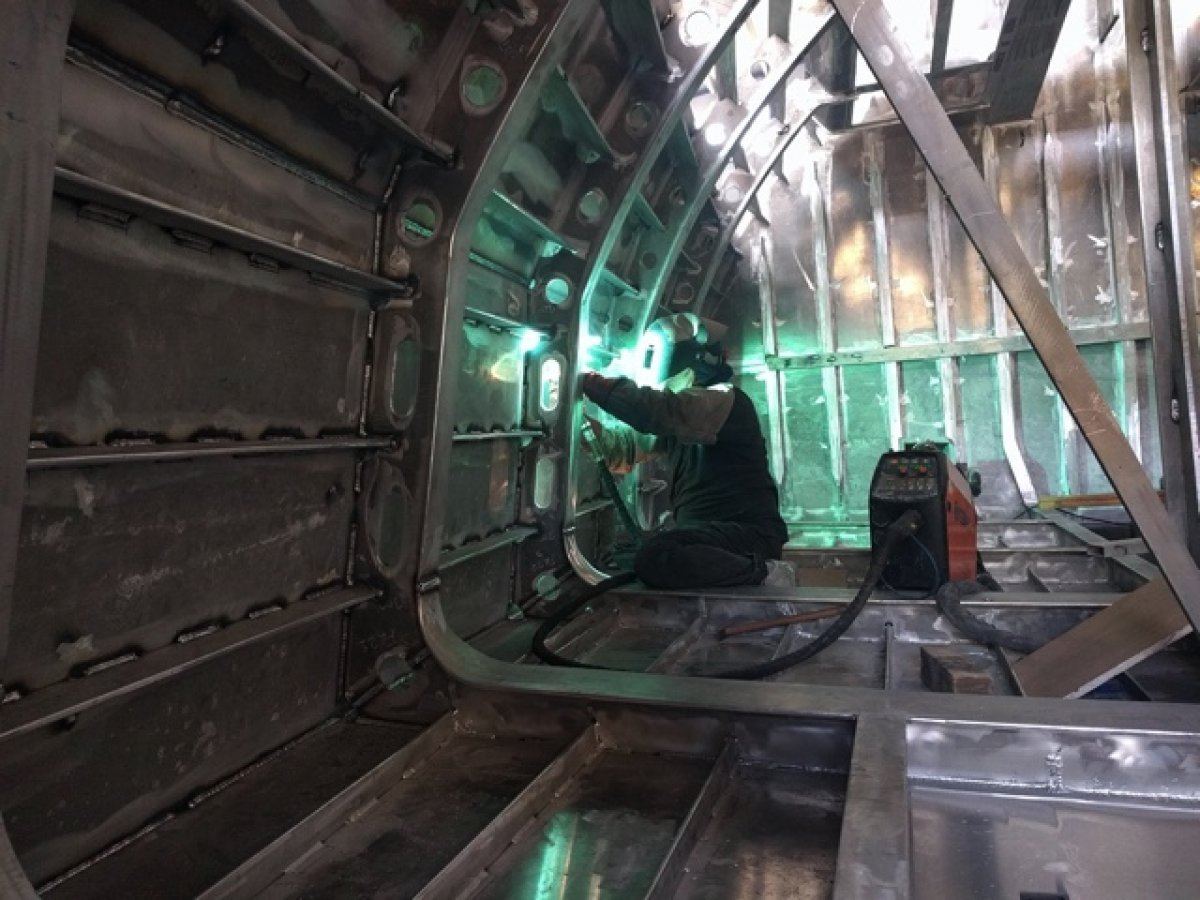 23.90m Extreme Exploration Passage Maker