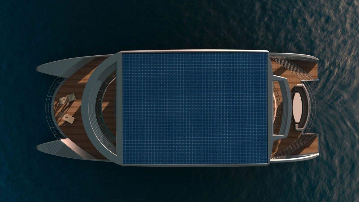 2020 Naval Yachts Luxtreme 34m Catamaran Yacht