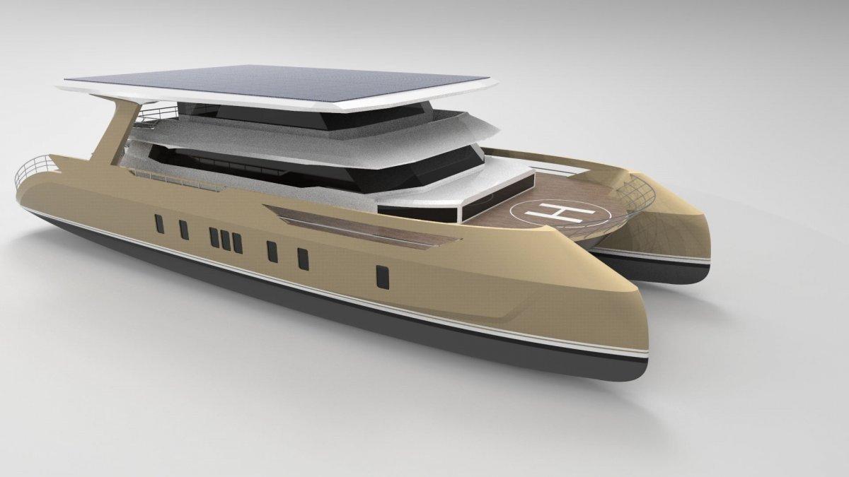 Luxtreme 34m Catamaran