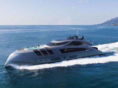 Naval Yachts Luxtreme 43m Superyacht