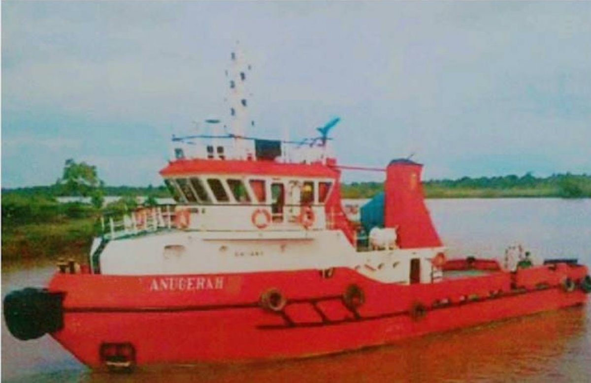 29.17m Twin Screw Tug for Sale