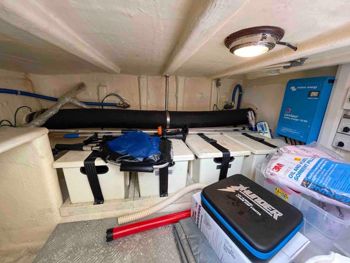 Clipper Cordova 45 Semi Displacement Flybridge Coastal Passage Maker