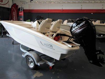 Boston Whaler 130 Super Sport Side Console