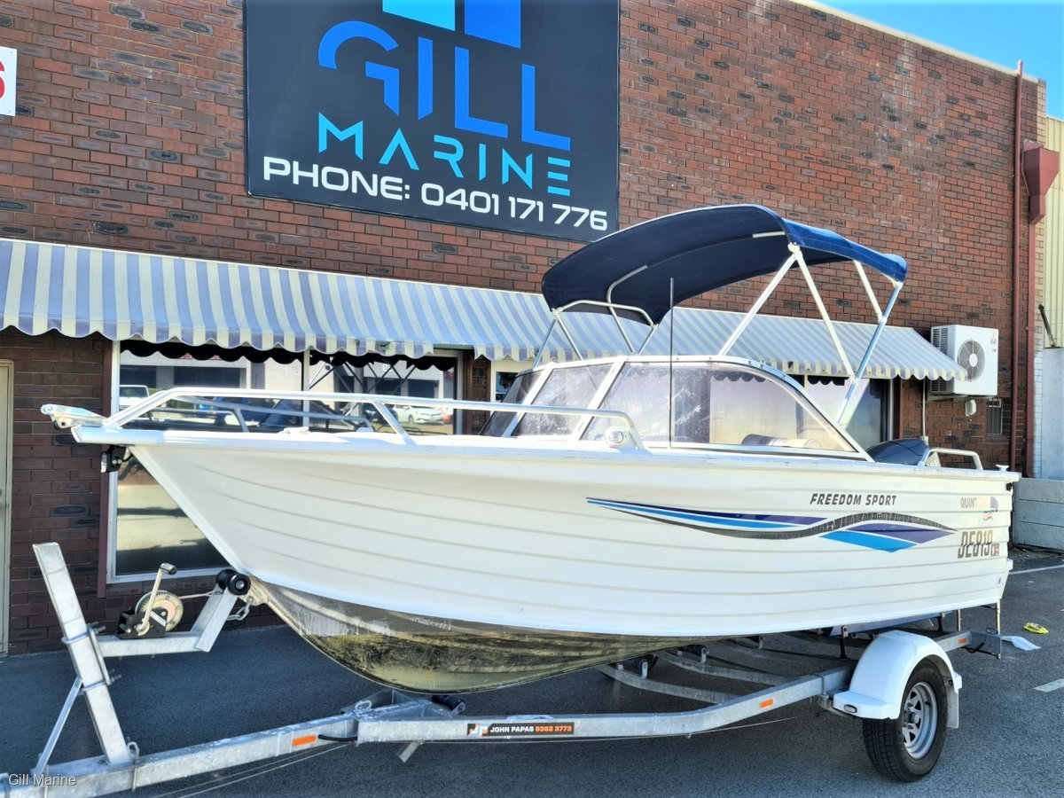 Quintrex 480 Freedom Sport AWESOME FAMILY FISHING BOAT FORSALE DONT MISS OUT!
