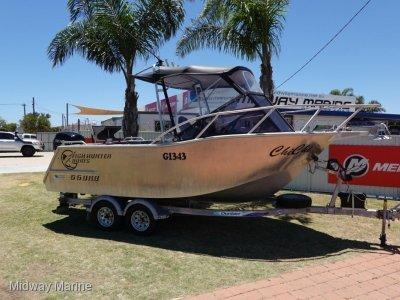 Fish Hunter 550 RB