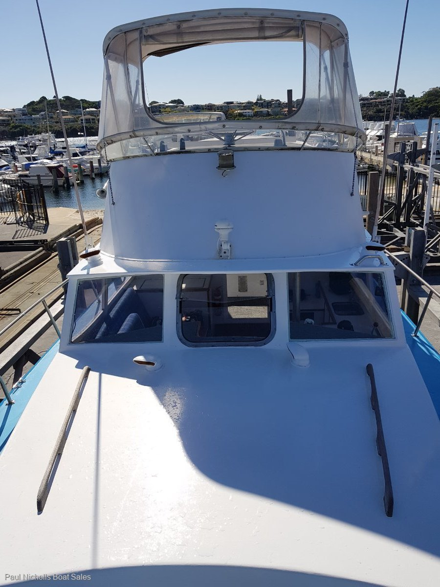 Randell 31 Flybridge Sports Fisherman GREAT ALL ROUNDER AND WELL PRICED TO SELL!!