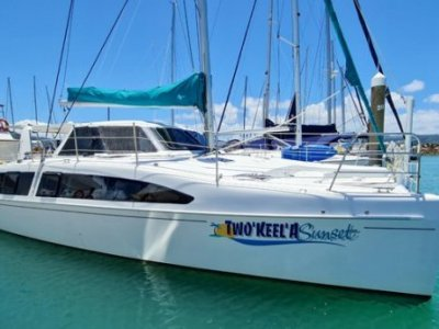 Seawind 1160 Sailing Catamaran