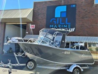 Chivers Reef Shark RB 2015 WITH YAMAHA 115HP 4 STROKE ONLY 40HOURS!!!