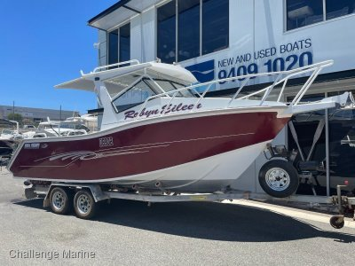 Sea Rider 6.7 Hardtop - ONE OWNER FROM NEW...