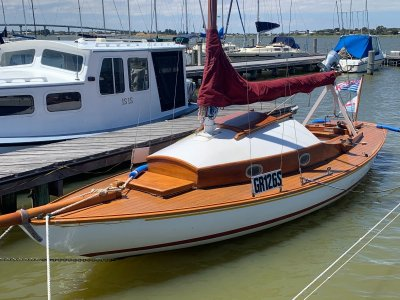 Sparkman & Stephens Dark Harbour 20