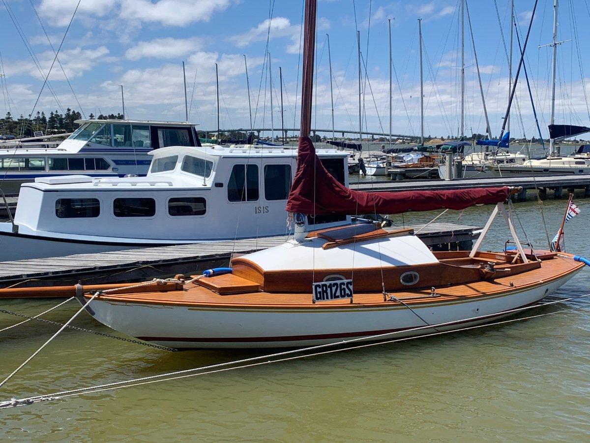 Sparkman & Stephens Dark Harbour 20