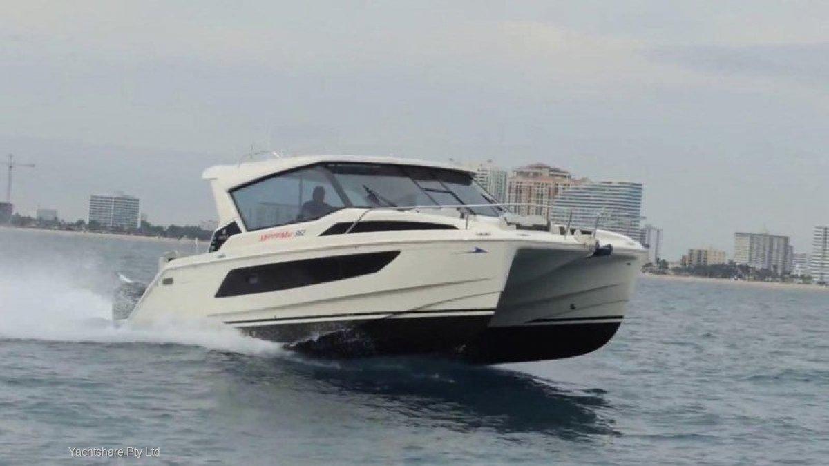 New Aquila 36 CRUISER CATAMARAN NEW BOAT SYNDICATE