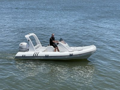 RIB RG-580D 2021 (ENGINE NOT INCLUDED)