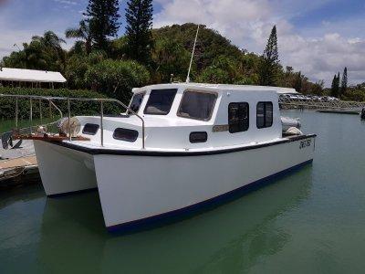Custom 2006 Catamaran