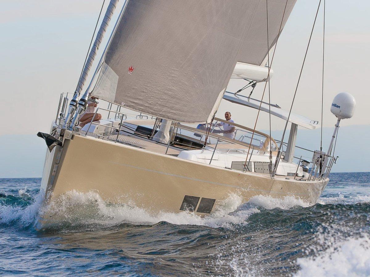 Hanse 675 Stunning New Hanse 675 - All Options Available