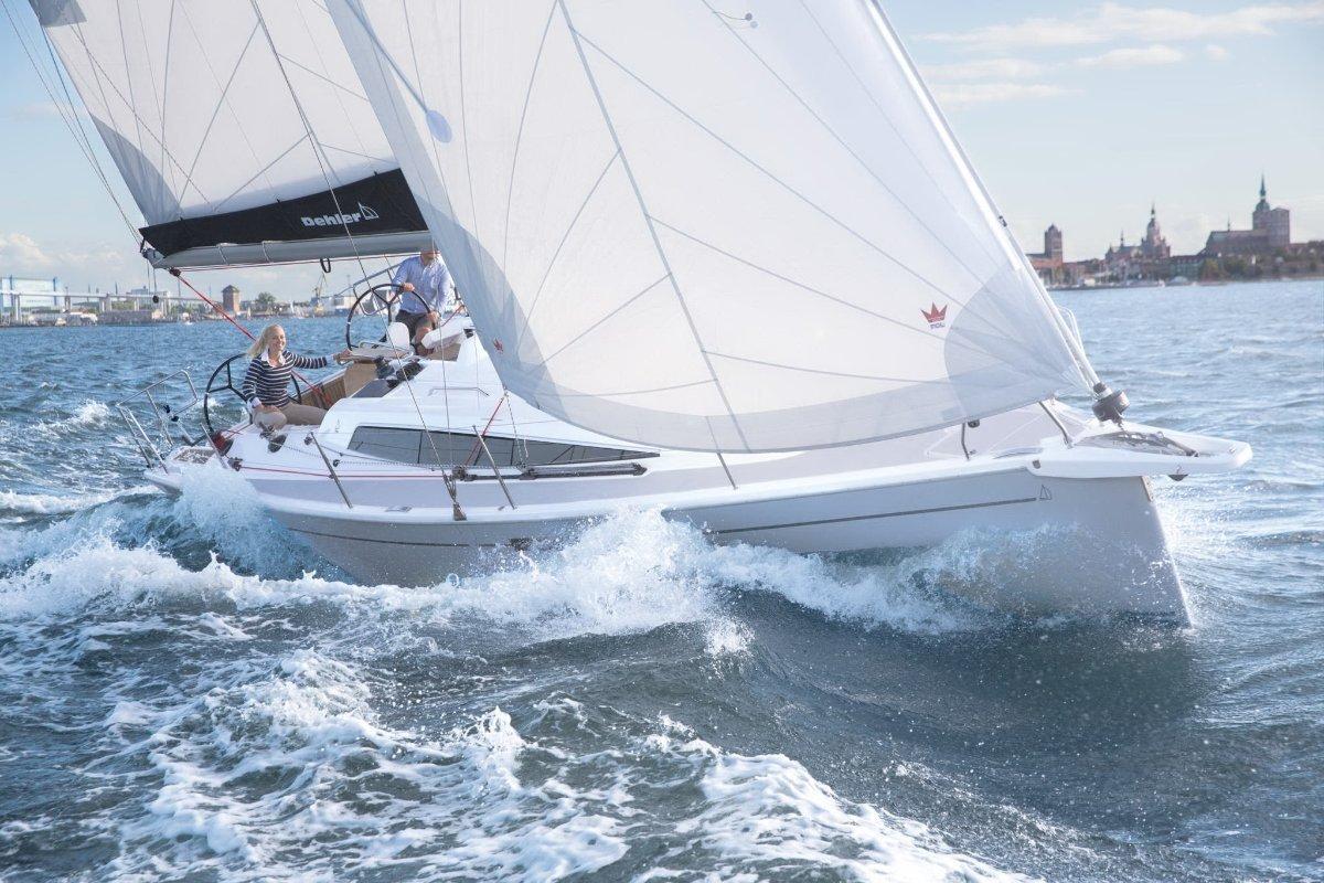 Dehler 34 Club Racer - Discounted Euro 10220