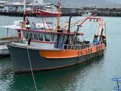 15m Work Boat