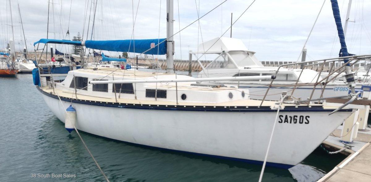 Hartley 34 Aucklander
