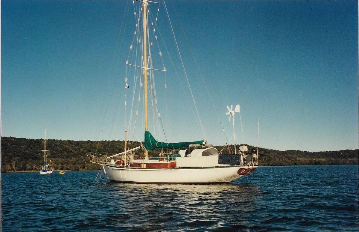 Boden Classic Cutter Similar to Veteran Yacht Archina:Ena II