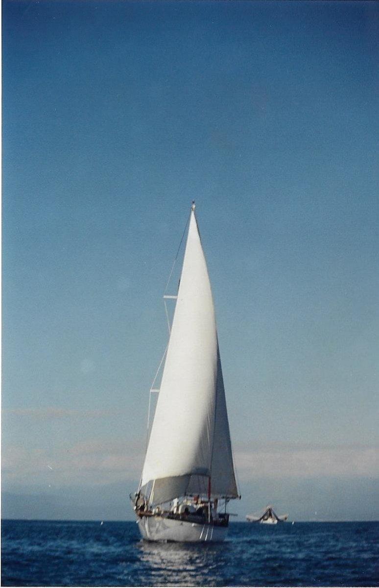 Boden Classic Cutter Similar to Veteran Yacht Archina