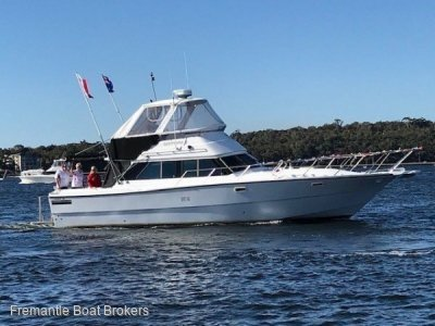 Randell 41 Mk I Flybridge Cruiser **PRICED TO SELL**DON'T MISS OUT** -