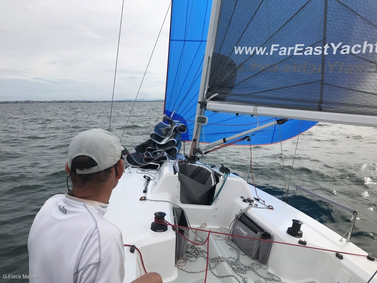 Fareast 23R - In stock at the factory