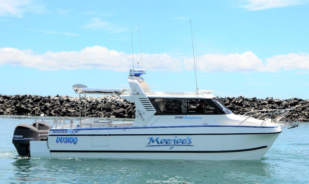 Noosa Cat 3100 Sports Cruiser 3100 Sportsfisher