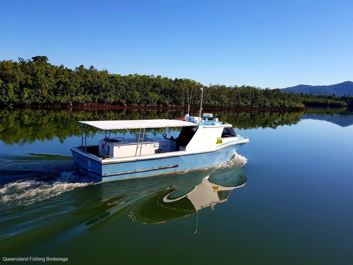 Randell Fishing Vessel 11.43M