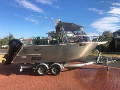 Fish Hunter 550