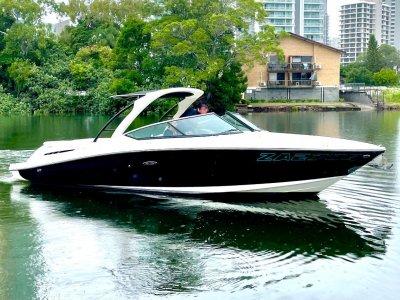 Sea Ray 270 SLX Premium bowrider sports
