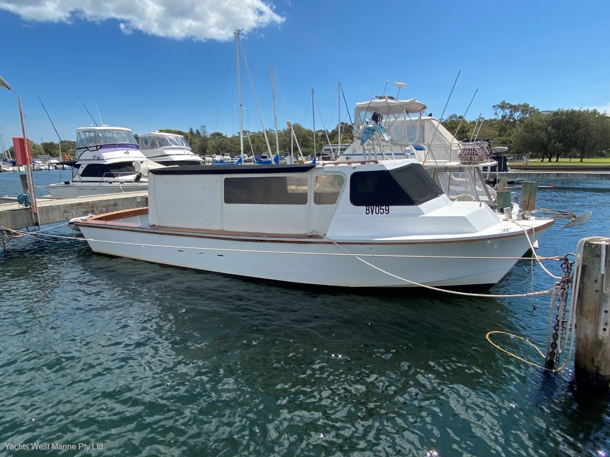 """Northshore 37 EXCRAY """"GREAT PARTY BOAT """":NORHSHORE 37 by YACHTS WEST MARINE 9335 7788"""
