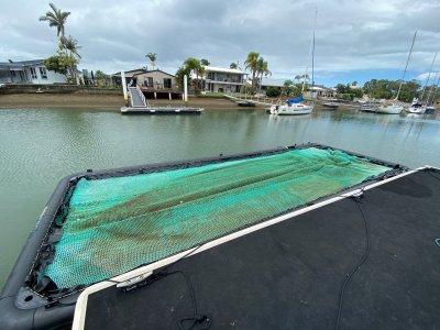 Seapen Dry Docking System