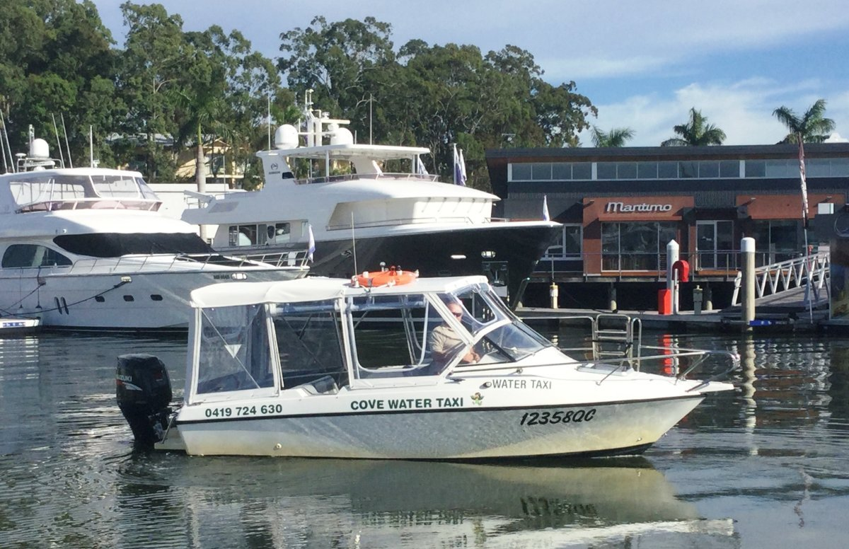 Water Taxi Business, Gold Coast, Queensland