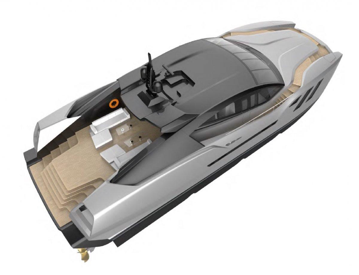 27m Fast Catamaran Yacht