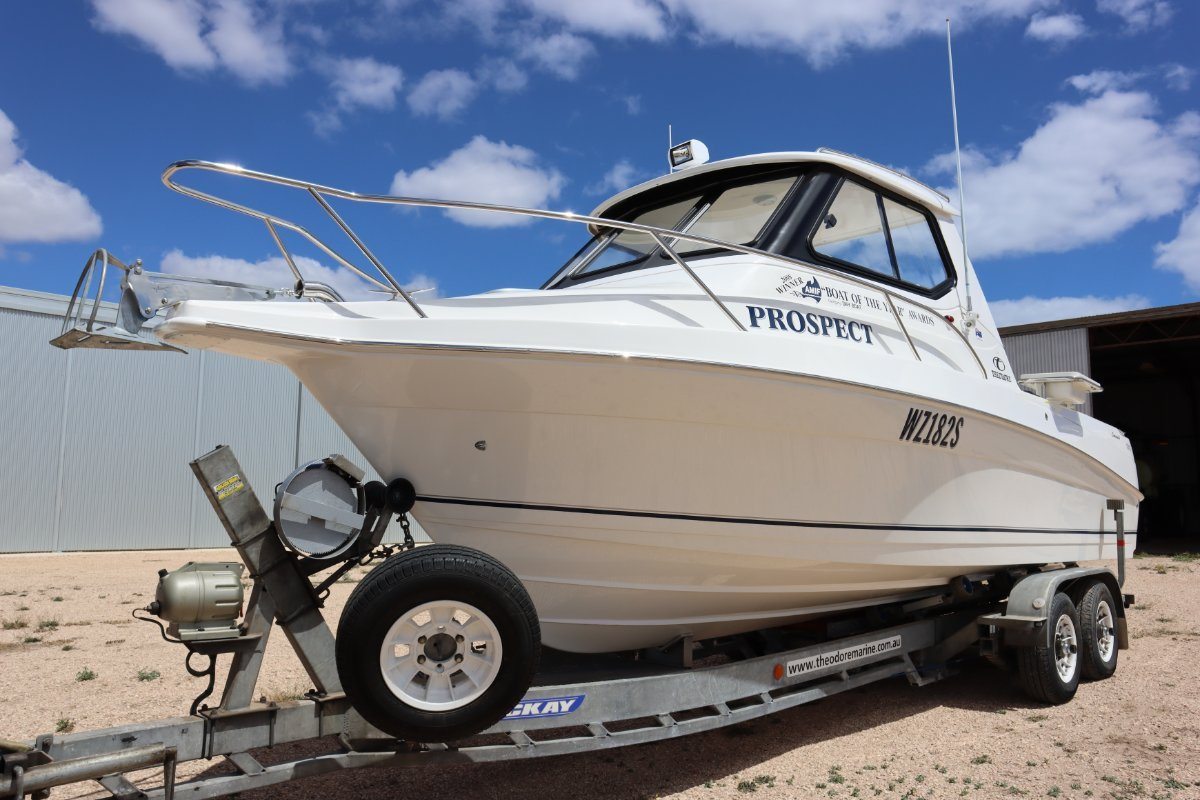 Theodore 720 Offshore | Port River Marine Services