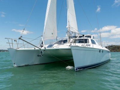 Ron Given 40ft Motor Sailor