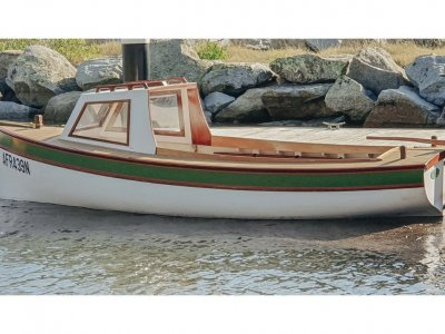 """Traditional 5.2m Timber """"Snapper Boat"""""""
