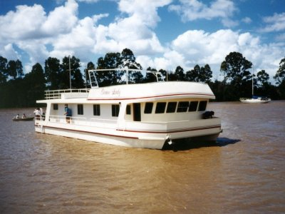55' Home Cruiser / Houseboat